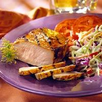 Beer-Glazed Pork Chops