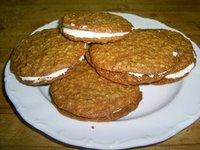 Creme Filled Oatmeal Cookies