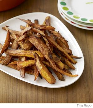 Sweet-Potato Fries