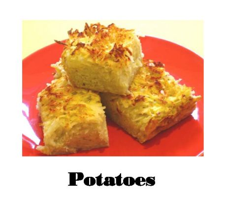 Mother's Potato Kugel