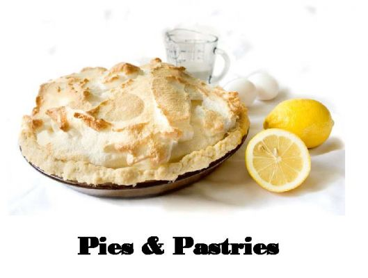Grandma Yetta's Lemon Pie