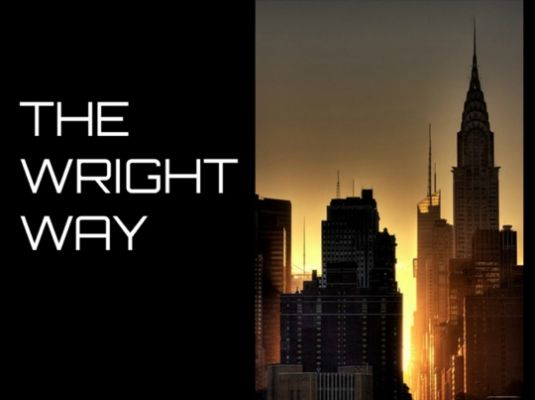 THE WRIGHT WAY TV series