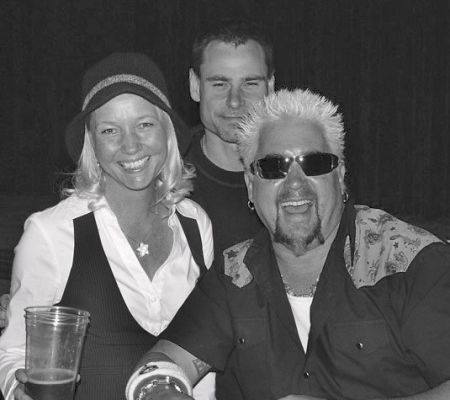 Me and my Pal Guy Fieri