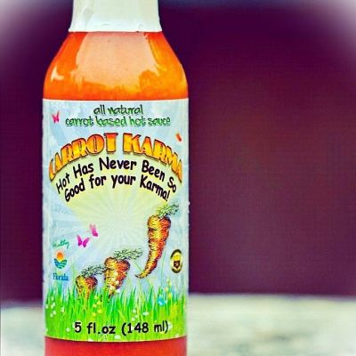 Carrot Karma Hot Sauce