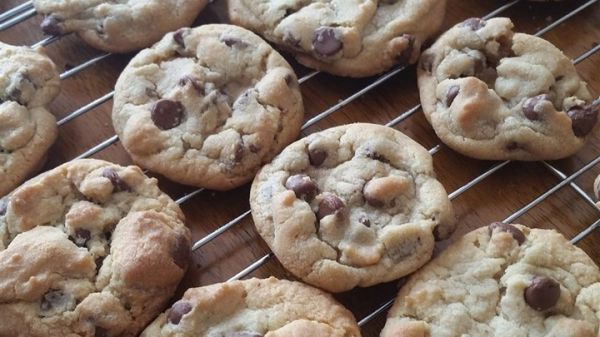 Sydney C's Chocolate Chip and Walnut Cookies