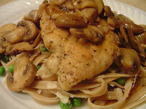 Delicious And Easy Chicken Marsala Recipe - BakeSpace