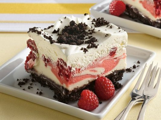 Betty Crocker Frozen Raspberry Delight