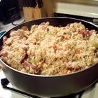 MAN PLEASIN JAMBALAYA
