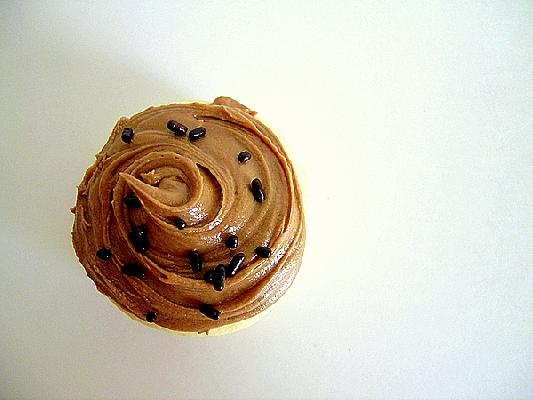 Nutella Coffee Frosting