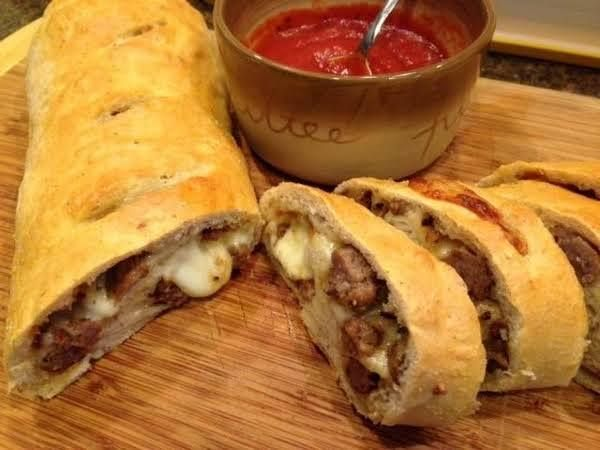 Sausage Bread Roll