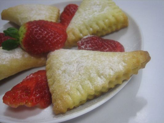 Ricotta triangles