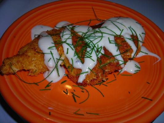 Buffalo chicken breast recipe