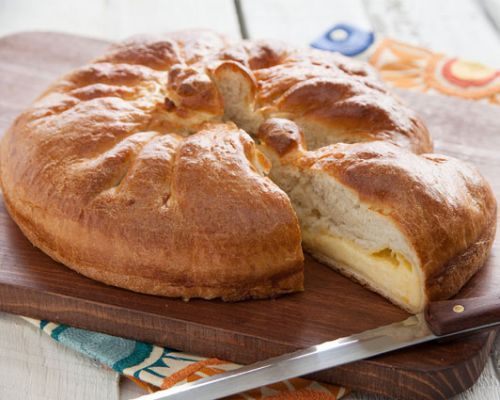 Muenster Cheese Bread
