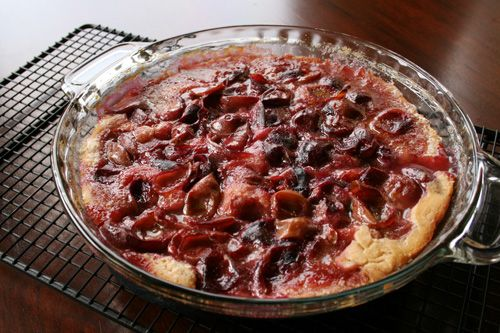 Muscadine Grape Cake Recipes