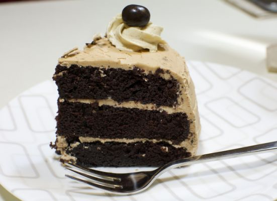 Decadent Chocolate Coffee Cake