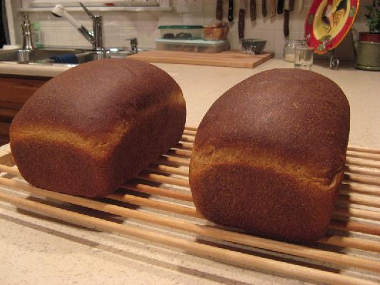 Pumpkin Harvest Bread
