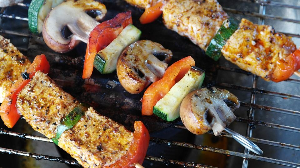 Grilled or Broiled Kabobs