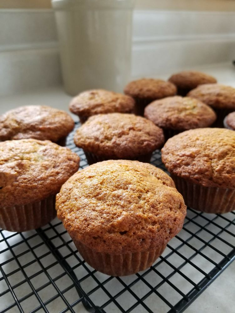 Best Ever Banana Nut Muffins by Muffin Mania