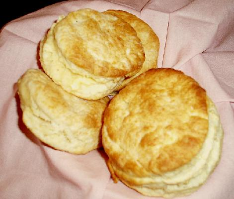Basic Homemade Biscuits