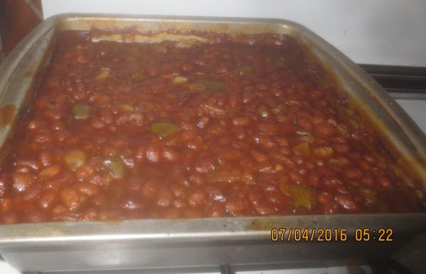 Elaine Mazur's Barbecued Beans