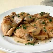 Ryan's Chicken Marsala