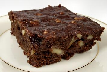 Fat-free Fudgy Brownies