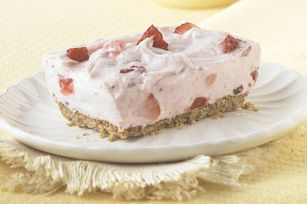 Strawberry No- Bake Cheese cake!