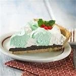 Hollyday Mint Pie submitted by Phyllis Coleman  Boonville, IN