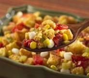 Chile Cornbread Stuffing
