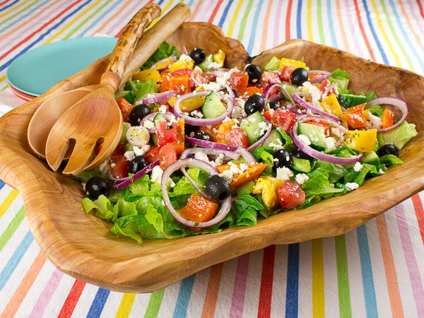Grammy's Famous Greek Salad