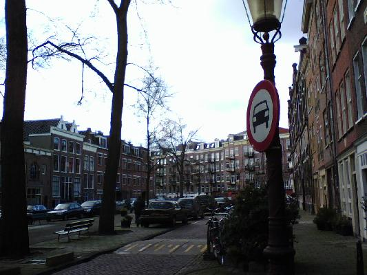 Jordaan - neighborhood in Amsterdam
