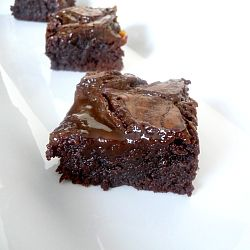 how to make space brownies