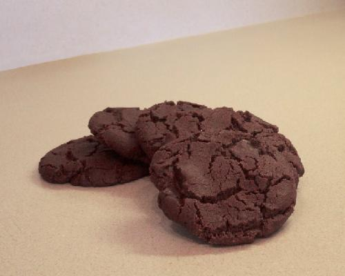 Dark Chocolate Chipotle Cookies