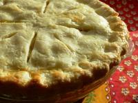 Flakey Pie Crust
