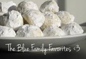 The Blue Family Favorites<3
