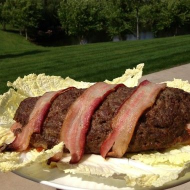 Ham & Cheese Meatloaf Recipe
