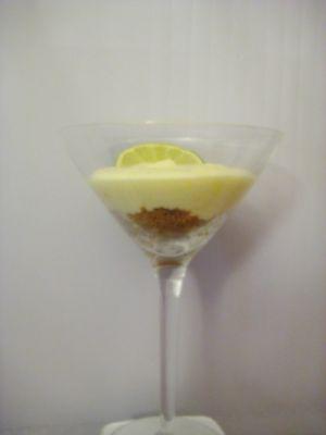 Lemon-Lime Mousse on BakeSpace.com