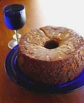 Lekach (honey Cake)