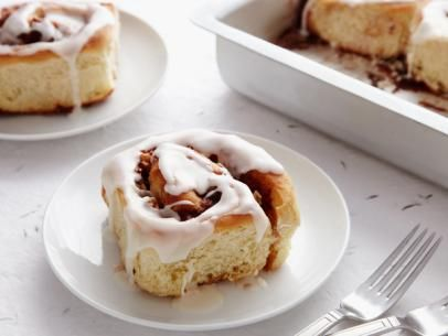 Claire B's Cinnamon Rolls, modified from Paula Deen