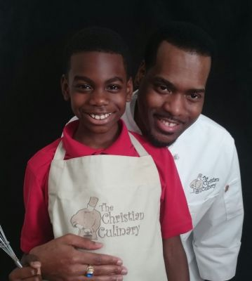 Christian Culinary and Young Chef