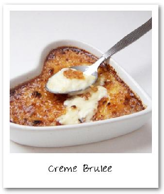Alton Brown's Vanilla Bean Creme Brulee