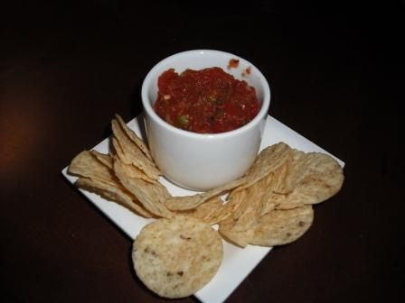 Rhonda's Speedy Spicy Salsa