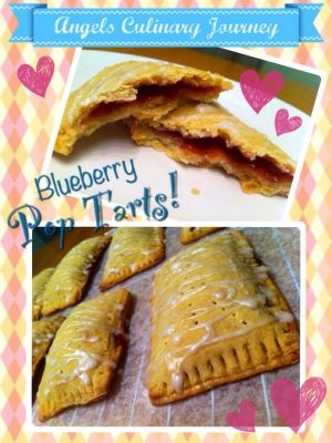 Homemade (Fruit) PopTart Pastries