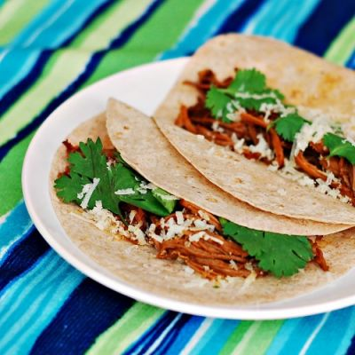 Family Favorite Pulled Pork Tacos