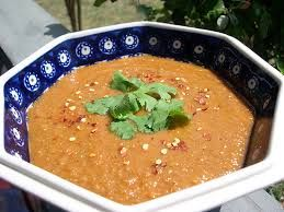 Egyptian Bean Soup