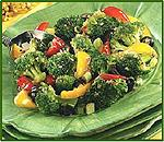 Bell Pepper Broccoli Medley