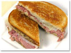Momma's Cornbeef Sandwitch