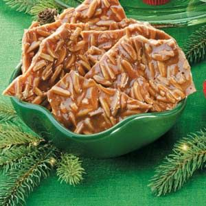 Rochelle's Almond Brittle