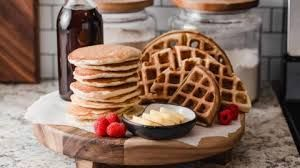 Sourdough Starter, Pancakes and Waffles