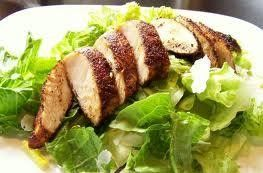 Cajun Fire Chicken Salad